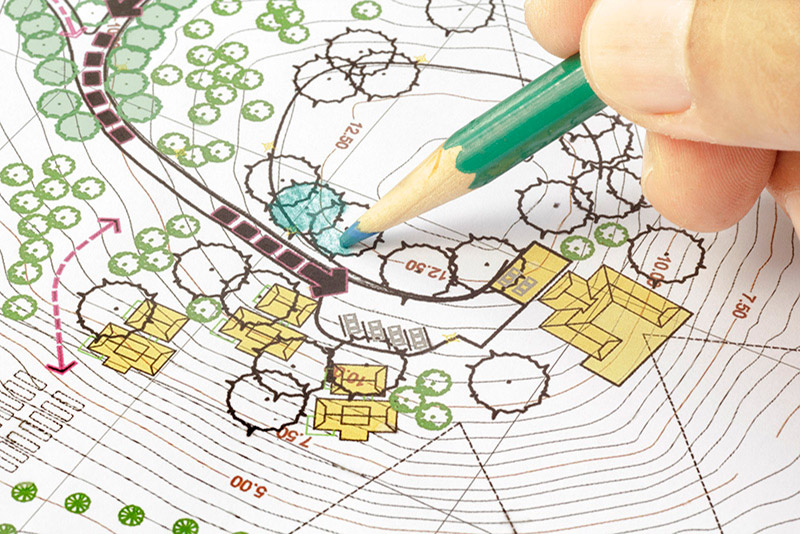 I Giardini di Simone - servizio progettazione