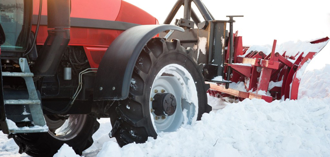 I Giardini di Simone - servizi invernali sgombero neve
