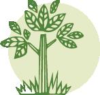 i giardini di simone - icona albero